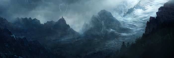 Avalanche by SimonWeaner