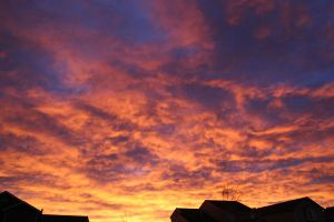 Fire in the Sky by Docdead
