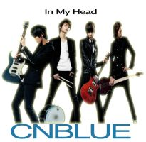 CNBLUE In My Head CD cover by Rio-Osake