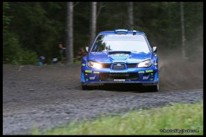 Rally Finland : Solberg by buckas