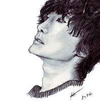 Jung Il Woo by scarletwilight