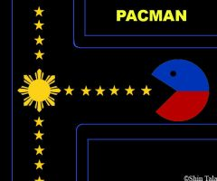 Pacman Philippines by shintalz