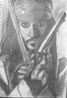 Johnny Depp by JamieJones93