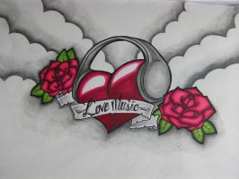 Love Music by Evilrj