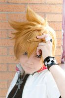 Roxas Cosplay :02: by Nao-Chan-91