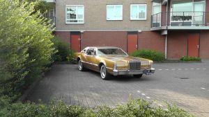 July 2012 - American Oldtimer by Herdervriend
