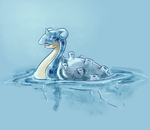 Lapras by Vogelspinne