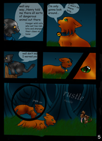 into the wild page 5 by Sno-wy