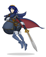 Lucina by RiddleAugust
