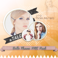 Bella Thorne (35) PNG Pack by 4ever29