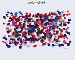 colorblind by HappyBuddaH