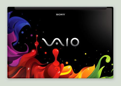 colorful_sony vaio winner by starfantazy