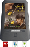 eBook Su pecado fue la envidia by ediciones-babylon