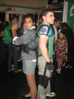 Chris and Sheva COSPLAYS by Chris--Redfield