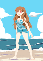 Swimsuit by ehcs
