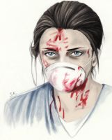 bloodstained by Fra-S