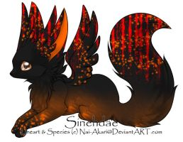 Sinehdae Adoptable ~ 22 by BiahAdopts