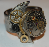 Clockwork Ring MK I sideview1 by RileyEichler