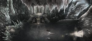 Grand Hall by Hellkrusher