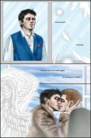 Supernatural S9.6 Destiel fanfic : Remembrance by noji1203
