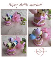 1000th Member Contest by ilikeshiniesfakery