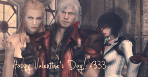 Happy Valentine's Day! by N-o-c-t-i-s