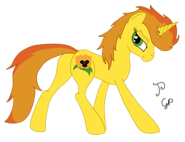 Rule 63 Golden Pansy by Jhyrachy