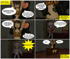 Nightshade Chronicles Part 6: The Encounter by AdomBam