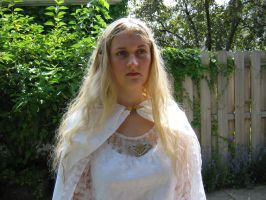 Galadriel costume by ThreeRingCinema