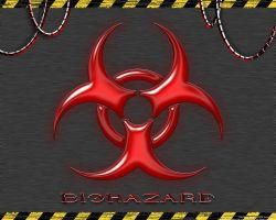 Biohazard Wallpaper by omegasigma1