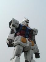 RX782 Real life Gundam by Kashim117