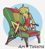 DAC: A chair3 by Taisa732