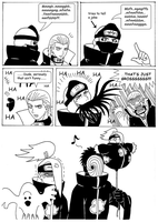 Kakuzu Tells A Joke by metalknot