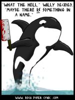 Killer Whale by TheRealMacabre