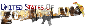 United States of Zombieland by AdmiralSerenity
