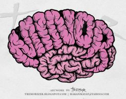 Minor's Brain by tremorizer