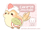 [CLOSED] Cakie #29 by Sarilain