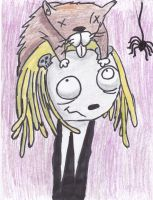Lenore the Creepy Little Dead Girl by LittleFrostling13