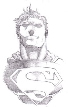 son of krypton_sketch by anonymous1310
