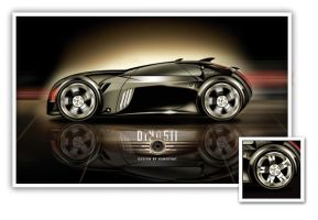 dino 511 car design by kungfuat