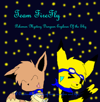 Team Firefly :PMD: Cover by TheCuriousFox