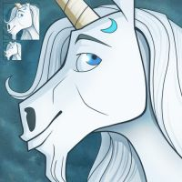 Icon CO: Terence the unicorn by TheTundraGhost