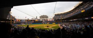 Yankee Stadium by guessimdoinfine