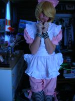 Oni as Wonderland Alois Trancy 4 by PockyBoxxProductions