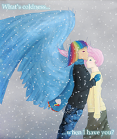 What's Coldness? by MagicEve