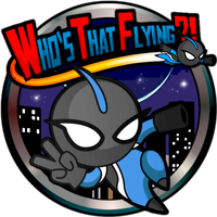 Who's That Flying by POOTERMAN