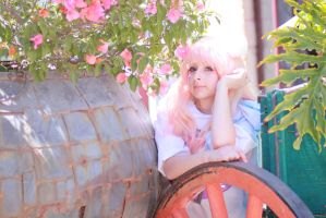 Sheryl - White Bunny by PuchysLove