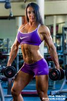 Ria Ward - fitvids.co.uk by Chatonwood