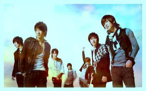 Wallpaper Suju M by Elmas