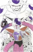 Frieza has souls to take by godtony3